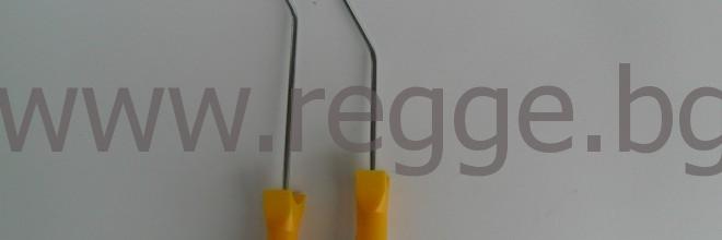 Farbroller Bugel mit langem und mittellangem Stiel 8сm, 80104 и 80103